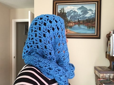 Easy and quick to crochet SNOODY