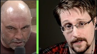When Edward Snowden Realized Government Spying Had Gone Too Far | Joe Rogan