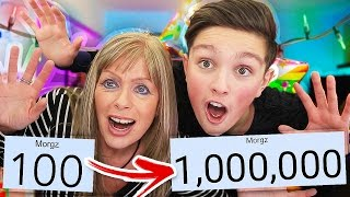 HOW I GAINED *1,000,000 SUBSCRIBERS* IN ONE YEAR AT AGE 15!