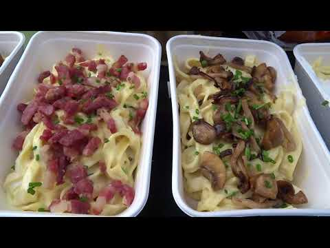 Camden Town, Street Food in London,  Roll Beef and Lamb, London Food