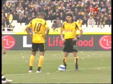 2007-08  AEK - OLYMPIAKOS  4-0 (CAMERA)