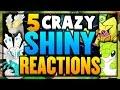 TOP 5 BEST SHINY Pokemon REACTIONS! (SEPTEMBER COMPILATION)  | Jason Plays Pokemon