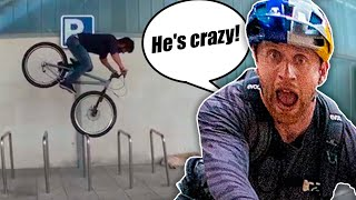 The SPANISH Danny Macaskill // 😱He's absolutely crazy!😱 //