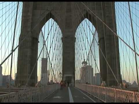 New York City- Time Square- brooklyn Bridge