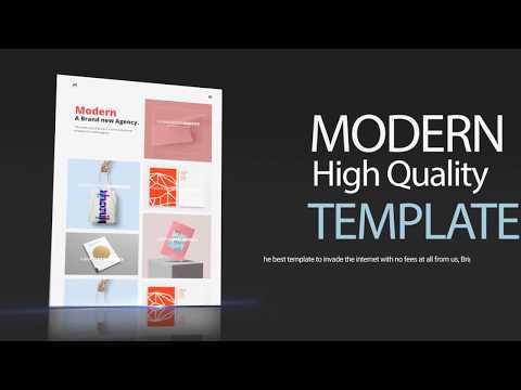 Brightery free premium html5 templates