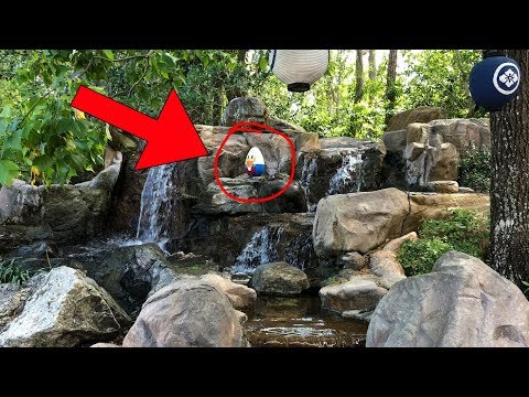 Walt Disney World Egg Hunt 2018 at Epcot - Egg-stravaganza