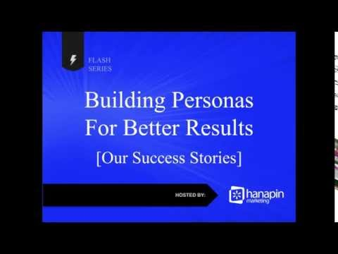 Building Personas For Better Results [Our Success Stories]