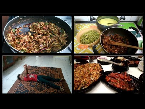 Kerala Woman Lunch Routine Vlog / No - 17