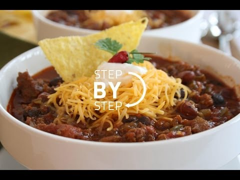 Easy Homemade Beef Chili Recipe – Lipsmacking Delicious!