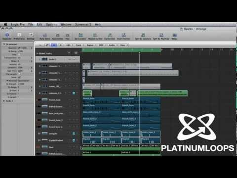 Create Your own Virtual Instruments in Logic Pro EXS 24