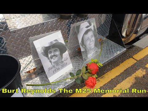 Burt Reynolds - The M25 Bandit Memorial Run 16 September 2018
