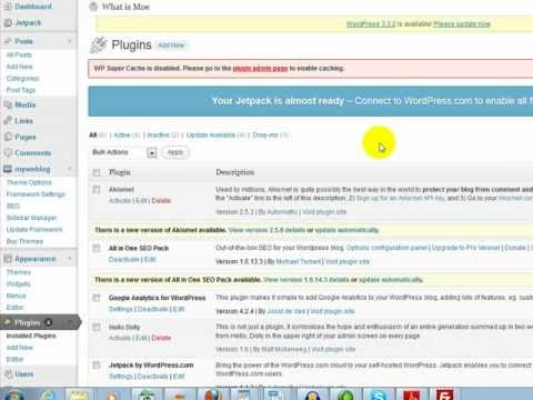Wordpress plugin does not have a valid header - easy fix