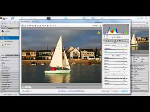 Opening JPG Images in Camera Raw