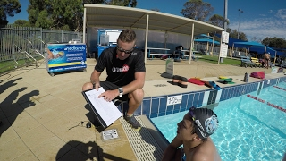 Taking Few Strokes Makes Your Swimming Less Efficient - A Ramp Test With Harold