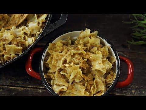 Cabbage and Noodles (Káposztás Tészta)