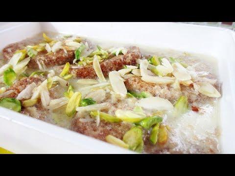 मिनटों में बनाये स्वादिस्ट शाही टुकड़ा | Delicious Shahi Tukda Recipe in Hindi |