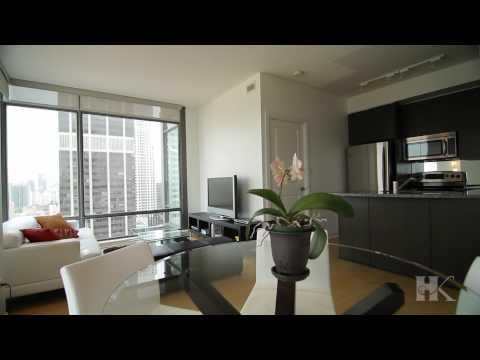 18 Yorkville #1702 - 2 bedroom Toronto Condo by Paul Sarradet, Realtor 416-841-5432