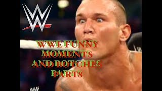 WWE Botches And Funny Moments Part 8