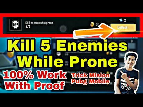 Xxx Mp4 Kill 5 Enemies While Prone Mission Pubg Mobile 3gp Sex