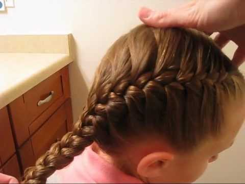 How to French Braid for Beginners | BabesInHairland.com