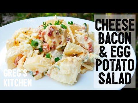 HOW TO MAKE POTATO SALAD - Greg's Kitchen