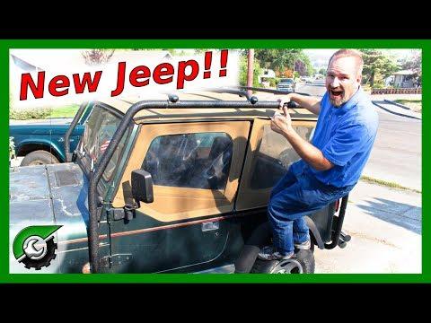 Jeep Sahara 4.0 review
