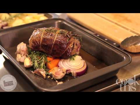 Cook This Ep 4: Roast Lamb Rump in under 20 minutes