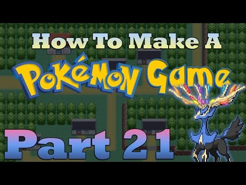 How To Make a Pokemon Game in RPG Maker - Part 21: Gen 6 Pokemon