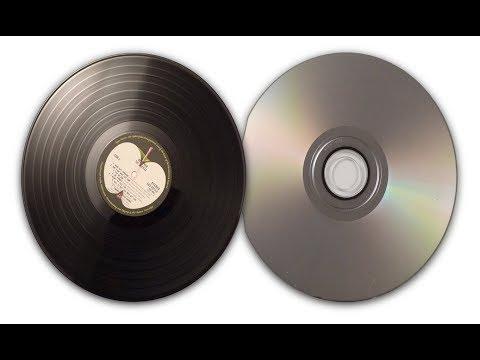 What sounds better: FLAC, WAV, CD, LP...?