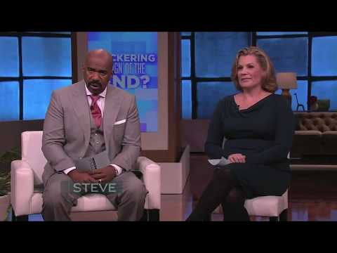 Dr. Dana Fillmore on Steve Harvey Show