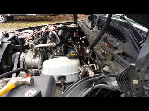 Duramax P003A How to free up the VGT