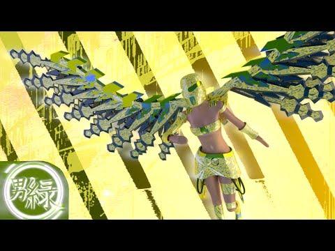 Mechanical Angel (Blender 2.69)