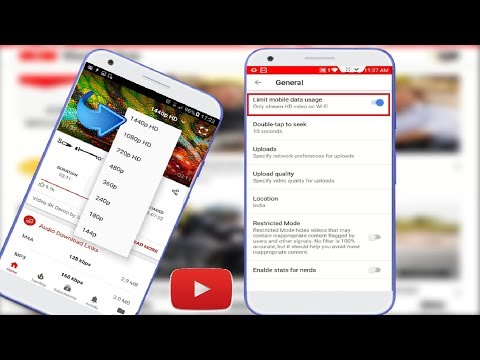 How to Auto Stream HD Videos on YouTube Only When Connected to Wifi in Android