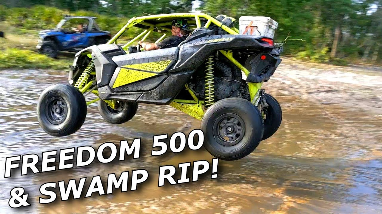 Freedom 500 ACTION and Florida SWAMP RIP!