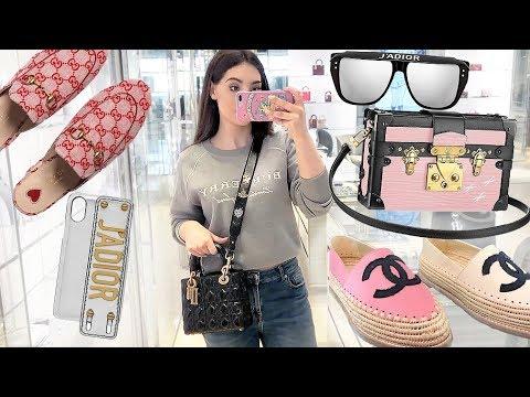 Luxury Shopping At Heathrow- Is it Cheaper!? Chanel, LV, Dior, Gucci, Saint Laurent