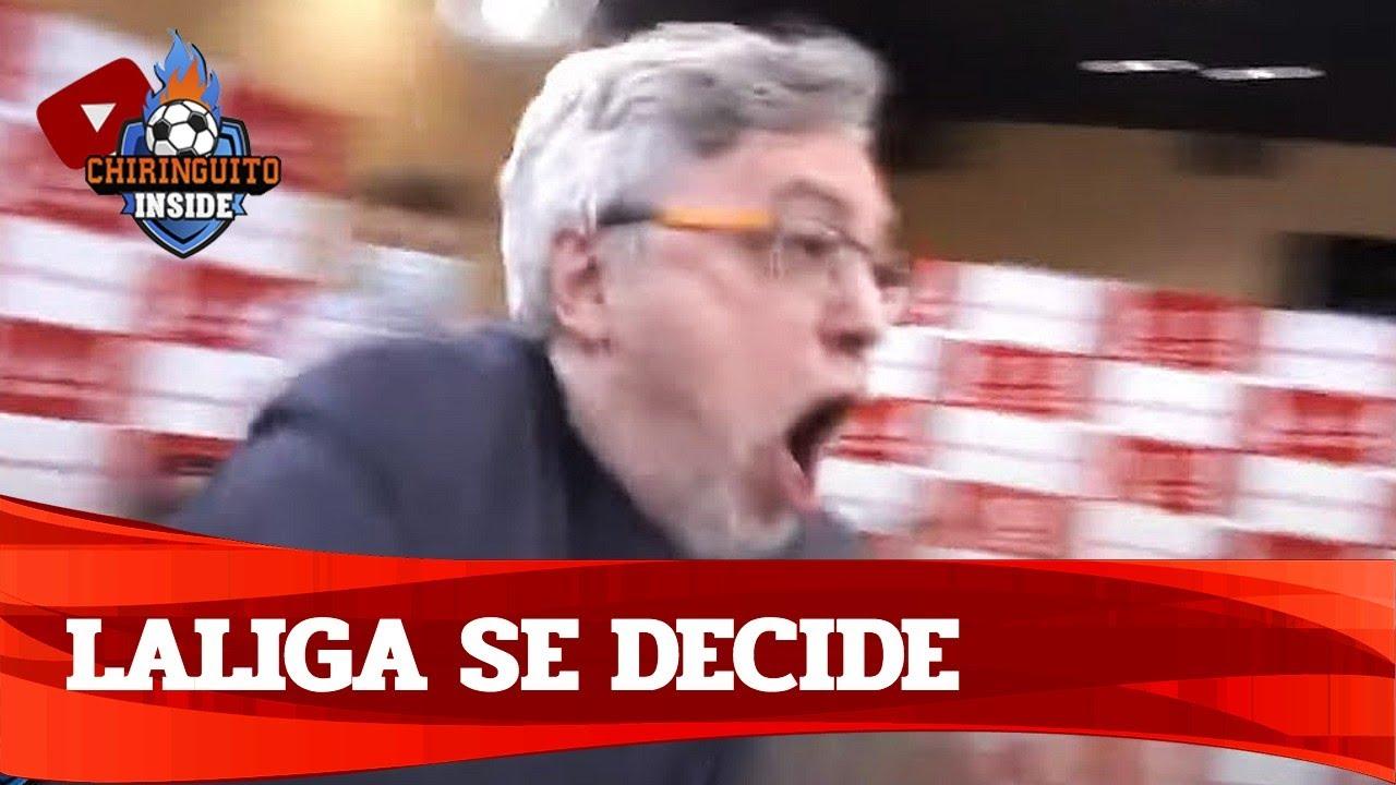LALIGA SE DECIDE en EL CHIRINGUITO | Jornada unificada