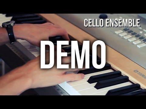 NI Komplete 8: Orchestral String DEMOS
