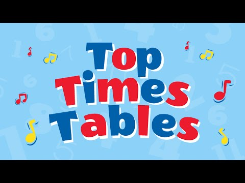 Times Tables 1 - 12 Multiplication Songs Playlist | Children Love to Sing