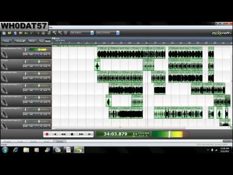 Garageband for Windows!! (Mixcraft 5)- El Diablo