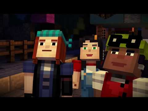 Minecraft: Story Mode - Episode 1: The Order of the Stone : Part3