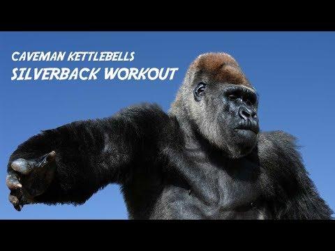 Full-body Kettlebell Workout Silverback Workout 2018