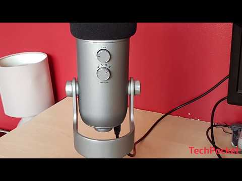 Is this the best USB microphone ever? Blue Yeti microphone + test