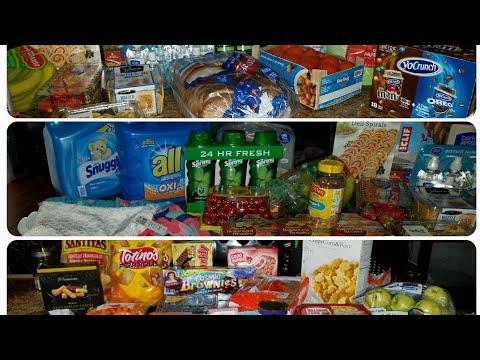 $350 BJ'S & Publix Grocery Haul