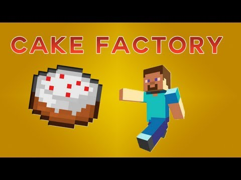 Tekkit - Automatic Cake Factory