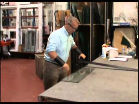 Safety glass for your doors and windows