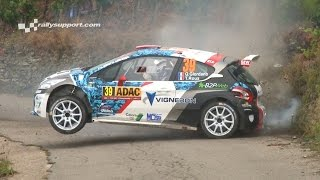 BEST OF RALLY 2016 | CRASHES & MAX ATTACK!