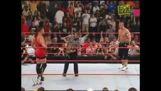 Wwe Raw 6/26/06 Rob Van Dam vs John Cena