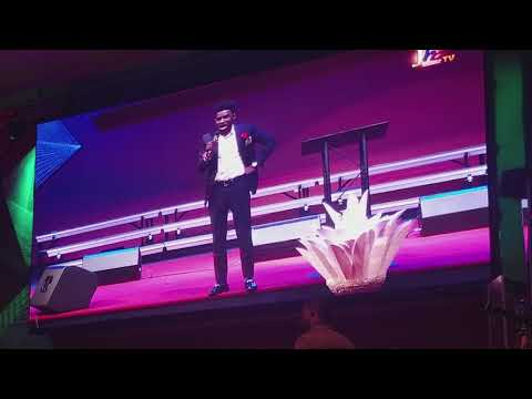 Skit : Kenny Blaq Performs at Jesus House Baltimore