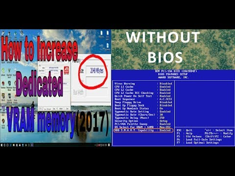 How To Increase Dedicated Video Ram Memory On Windows 10 | INTEL HD GRAPHICS | WITHOUT BIOS| 2017 |