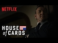 House Of Cards Season 2 Official Trailer Hd Netflix
